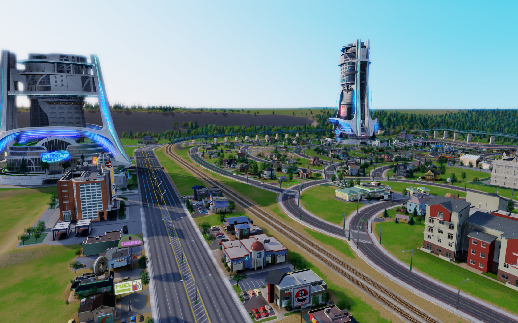 SimCity 2013's creative director explains what went right ...  Simcity 2013