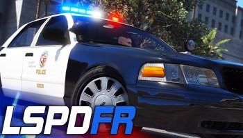 It's here: Police Mod LSPDFR 0 4 0 released for GTA V