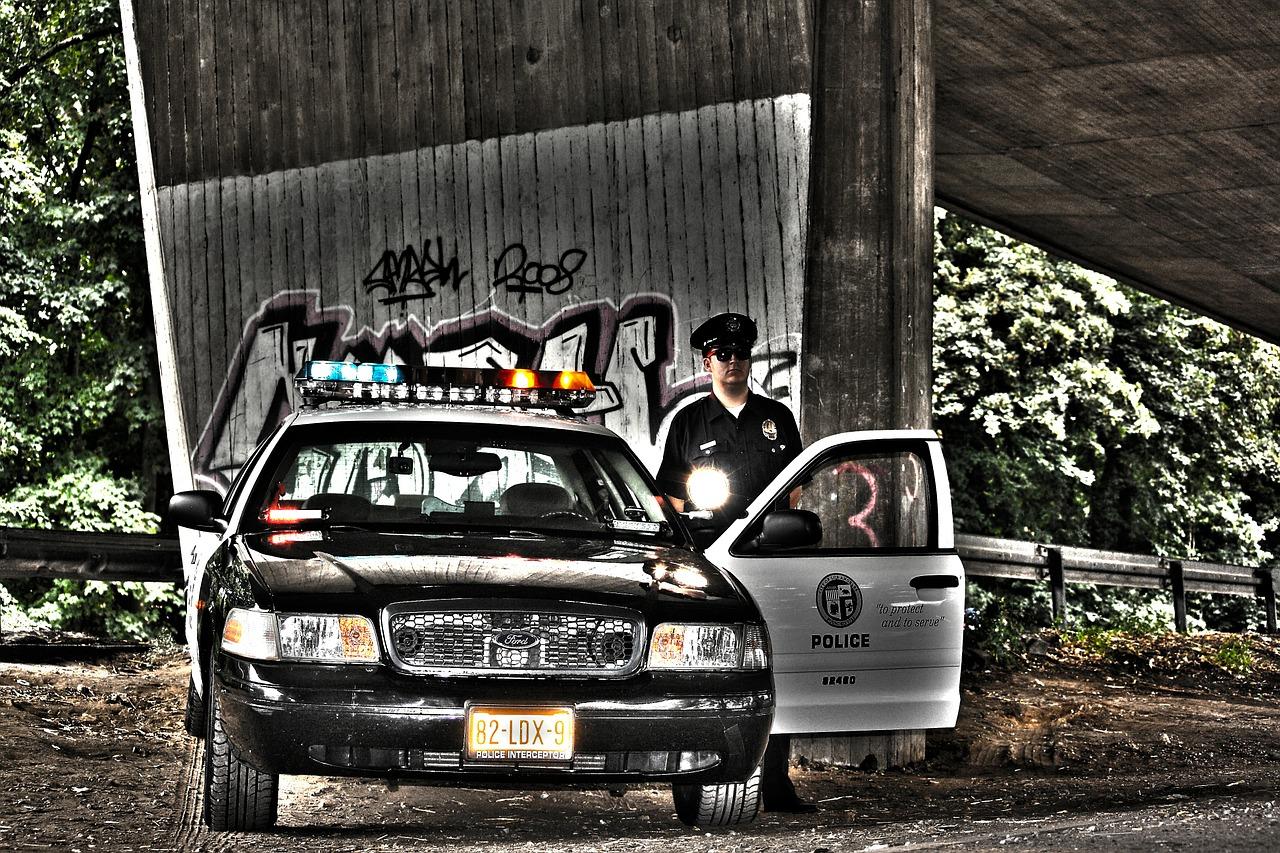 Cop Police Police Car Club Siren Image Editing