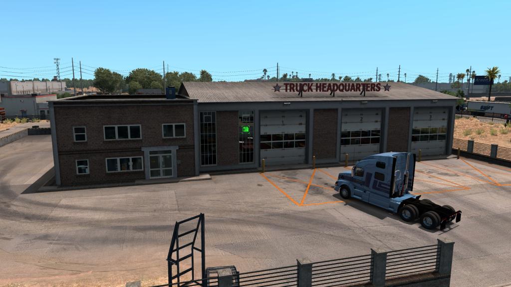 free roam american truck sim – tinkerXperience